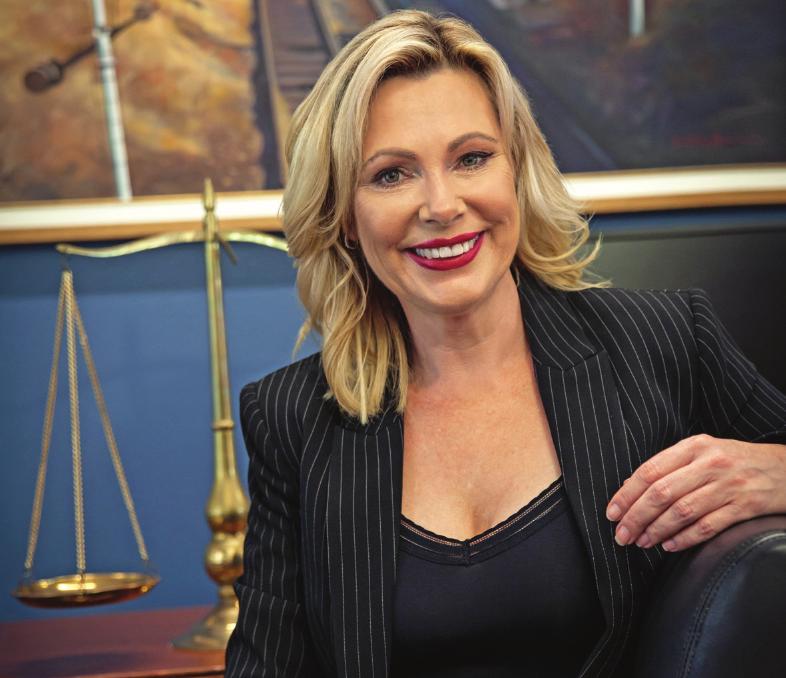 QLS president Christine Smyth
