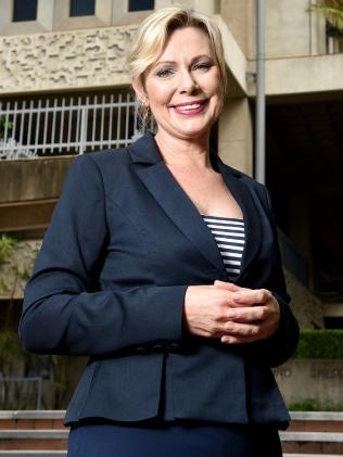 Chief Justice Cate Holmes goes undercover to net dodgy legal advice