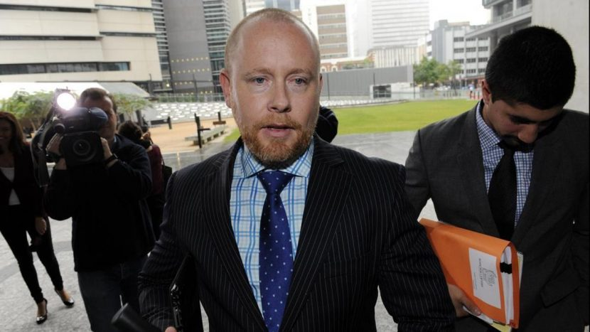 Solicitor Tim Meehan jailed for fraud
