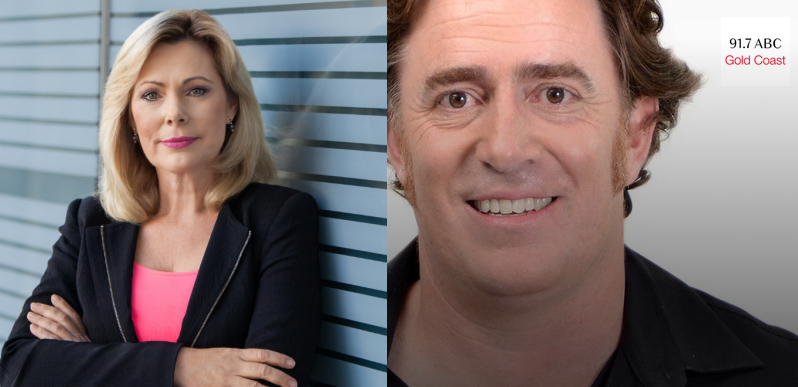 Christine Smyth Speaks with Matt Webber on 91.7 ABC Gold Coast