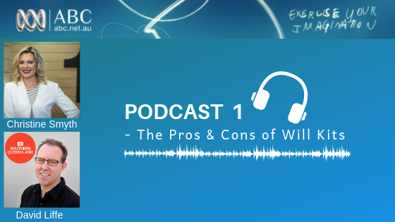 PODCAST 1: The pros and cons of will kits