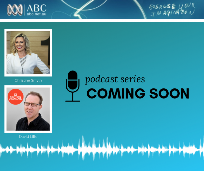 PODCAST SERIES - Coming Soon!