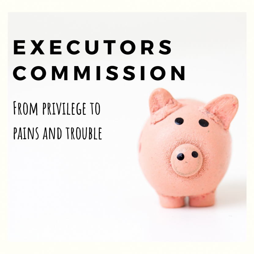 Executor's Commission