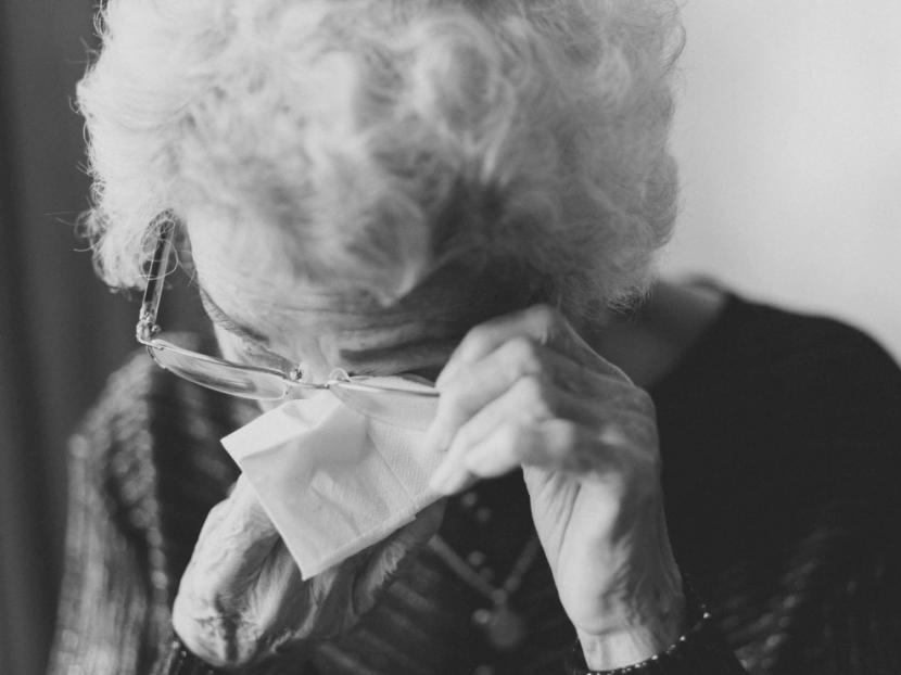 Elder Abuse - it's criminal!