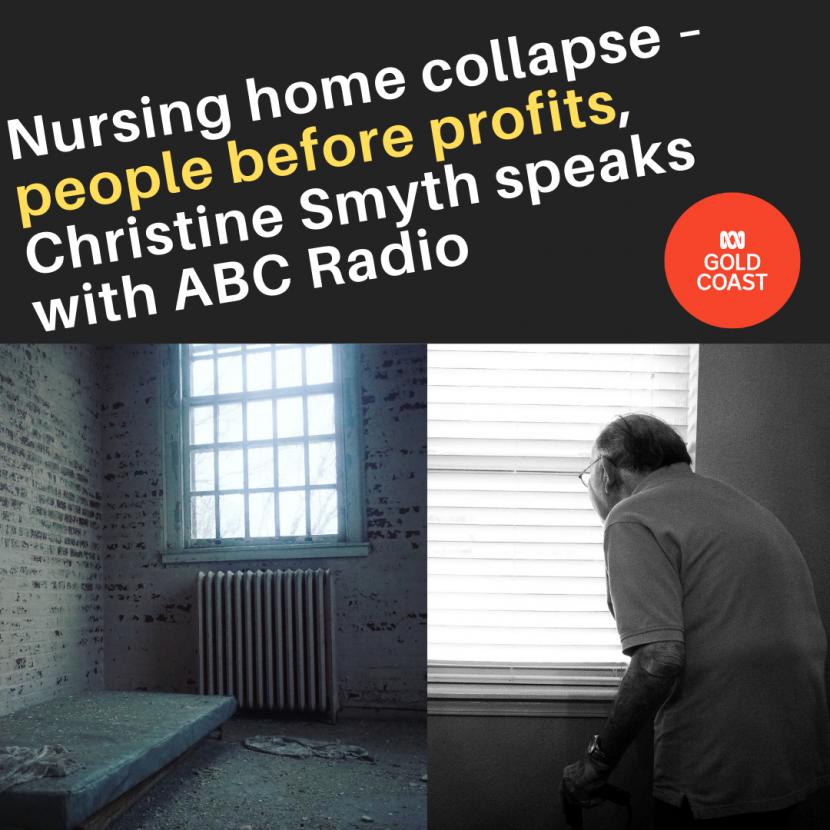 Nursing home collapse