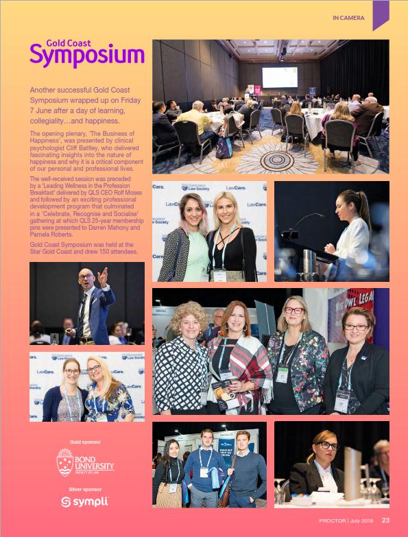 QLS Gold Coast Symposium