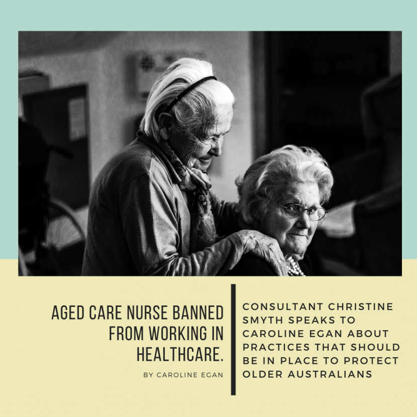Aged Care Nurse Banned From Working In Healthcare