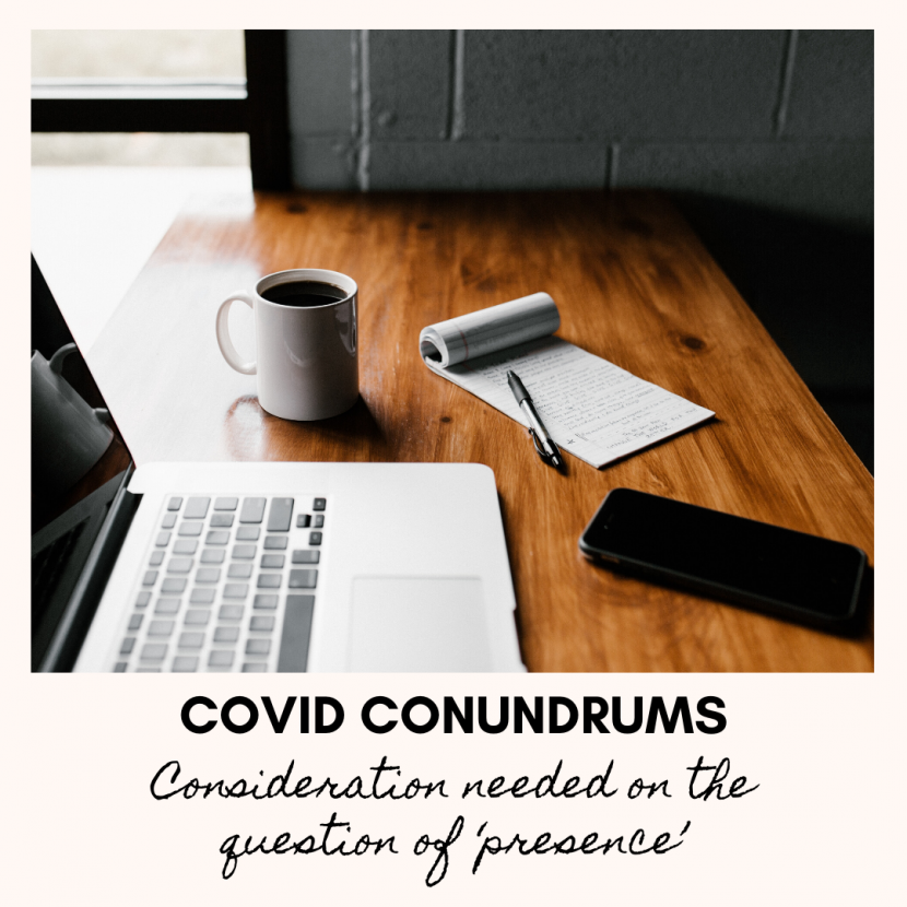COVID conundrums