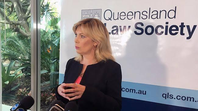 QLS President Christine Smyth Speeches